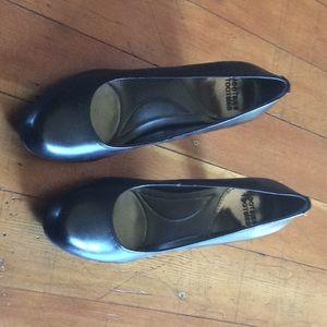 """Mootsies Tootsies black 3"""" heels"""